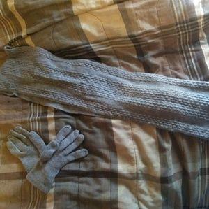 Scarf & Glove Set